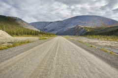 White Pass Yukon Royalty Free Stock Photo