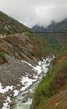 White Pass & Yukon Route Stock Image