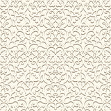 White pattern Stock Photography