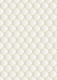 White pattern. Seamless  - vector illustration Stock Image