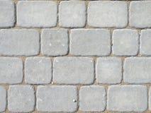 White pavement Stock Photos