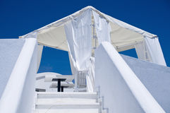 White Pavilion Royalty Free Stock Photo