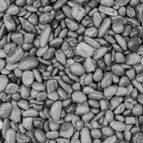 White pebble background texture with fine detail Stock Photography
