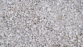 White pebble background Royalty Free Stock Images