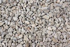 White pebbles Royalty Free Stock Photos