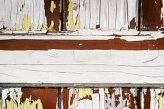 White peelin paint Stock Images