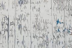 White Peeling Paint Royalty Free Stock Image