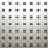 White Pegboard Background Royalty Free Stock Images