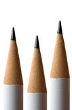 White pencils Stock Photo