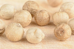White pepper Royalty Free Stock Photos