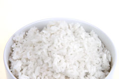 White persian rice Stock Photography