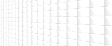 White perspective background Stock Images