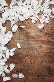 White petals Royalty Free Stock Photo