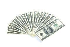 white pieniądze obrazy stock