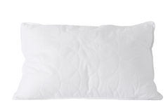 White pillow Royalty Free Stock Photography