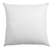 White pillow isolated. On white Stock Photography
