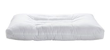 White pillow Stock Photos