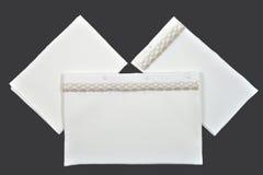 White pillowcase Stock Photography