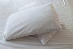 White pillows Royalty Free Stock Image