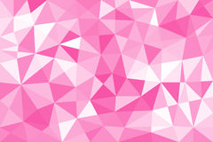 White pink abstract background Stock Photography