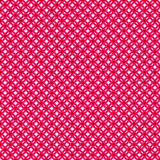 White and pink seamless retro pattern royalty free stock images