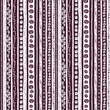 White and pirple seamless background abstract striped pattern fo Royalty Free Stock Photos