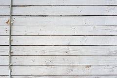White planks texture royalty free stock photos