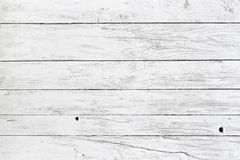 White planks Royalty Free Stock Image