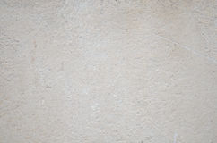 White plaster background. Texture of white plaster background stock photo
