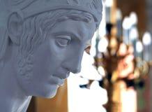 Plaster sculpture, Greek statue, Royalty Free Stock Photo