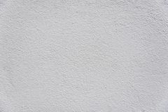 White plaster wall background texture Stock Image