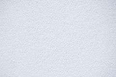 White plaster wall texture background. With grainy detail stock photography