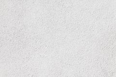 The white plastered wall Stock Images