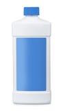 White plastic bottle Stock Photos