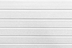 White plastic panels texture Royalty Free Stock Photo
