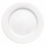 White plate Royalty Free Stock Photo