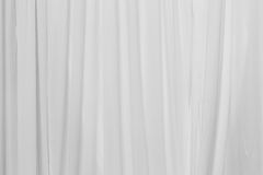 White pleat background Royalty Free Stock Image