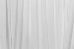 White pleat background Royalty Free Stock Photo