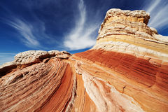 White Pocket, Arizona, USA Stock Photography