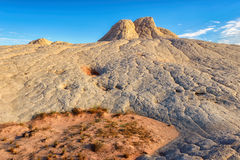 White Pocket, Paria Plateau in Northern Arizona, USA Royalty Free Stock Photos