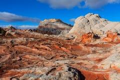 White Pocket,  Vermilion Cliffs National Monument  in northern AZ Stock Images