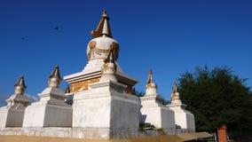 White Pogoda Royalty Free Stock Photo