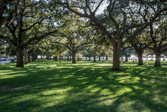 White Point Garden Charleston SC Stock Images