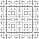 White polygon pattern on white background. Geometric pattern seamless background vector vector illustration
