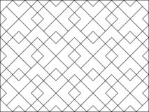 White polygon pattern on white background. Repeat geometric pattern background vector vector illustration