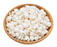 White popcorn Stock Images