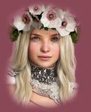 White Poppies Royalty Free Stock Image