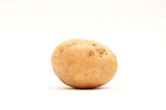 White potatoe Stock Images