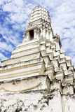 White Prang Stupa Stock Images
