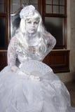 The White Princess Stock Image